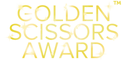 Golden Scissors Award Events Logo